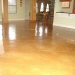 Fine Concrete Floor