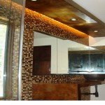 Custom Concrete Counters and Columns Austin TX