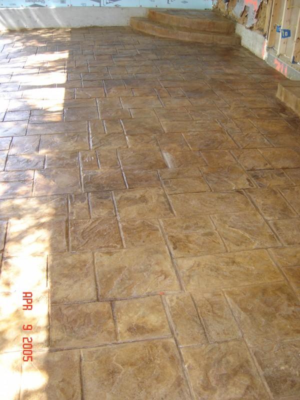 Epoxy Floor Coatings >> Decorative Stamped Patterned Concrete-Austin-Artcrete ...