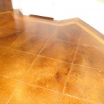 Faux Tile with a Band