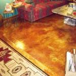 Remodel Floor Cola Stain