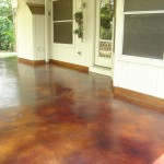 Overlay Stained with Cordovan Leather